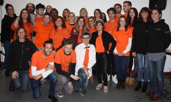 Les volontaires de Savoie organisent leur soirée de lancement le 3 novembre 2016 à Chambéry