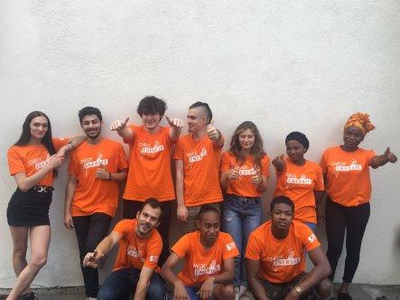 Les volontaires Check' Energie engagés en Auvergne.